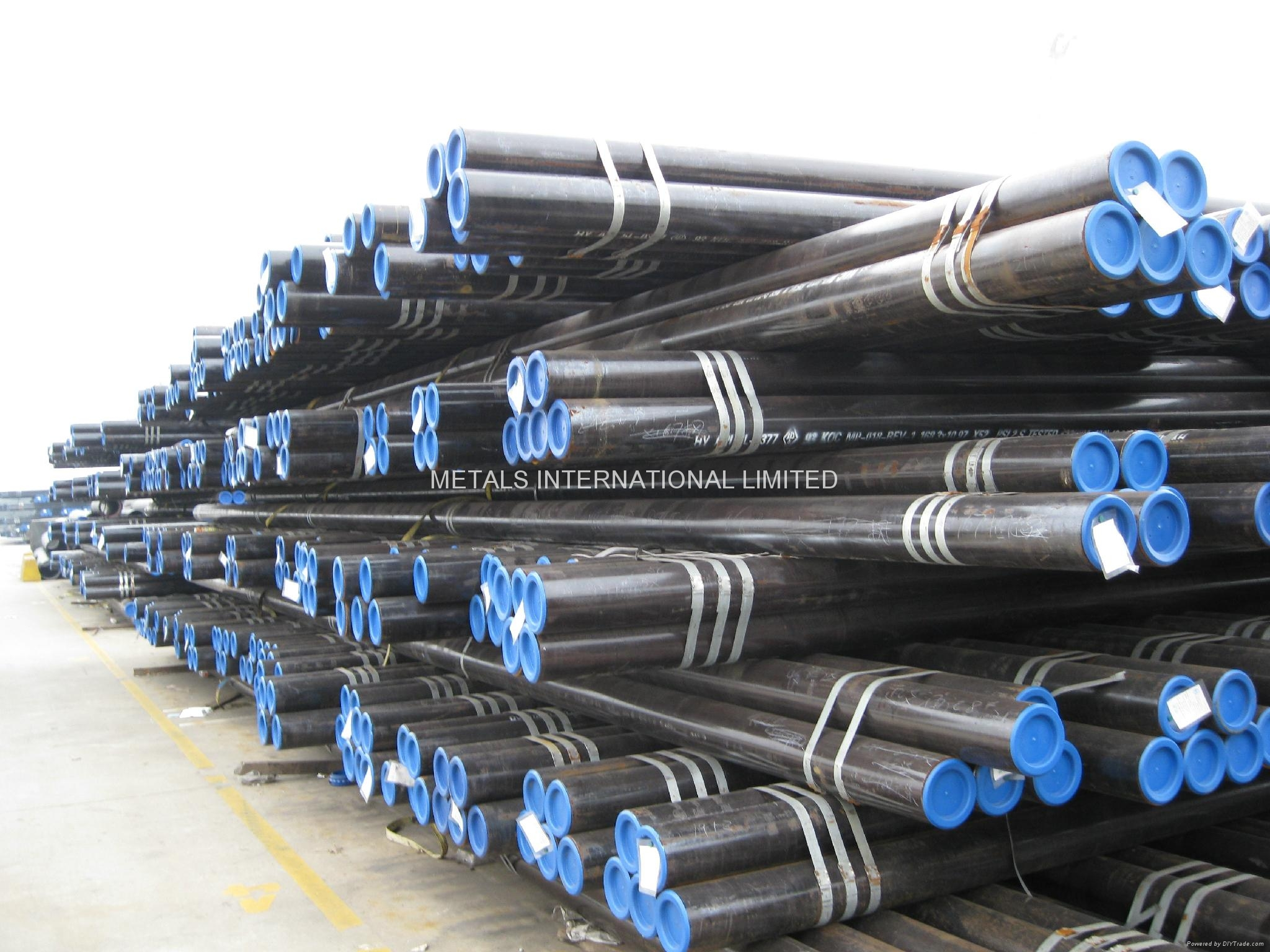 API 5L B/AS1163 C350 ERW LINE PIPE