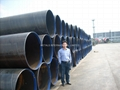 API 5L,ASTM A252,AS 1579,ISO 3183 Spiral (Submerged-Arc) Welded Steel Pipe