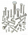 HASTELLOY C276,MONEL400,INCONEL 600,INCOLOY 800 BOLTS,NUTS, THREADED RODS 4