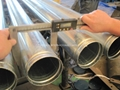 AS1074,AS 1163,ASTM A795 Fire Pipe,Shouldered Pipe,Roll Grooved  Pipe