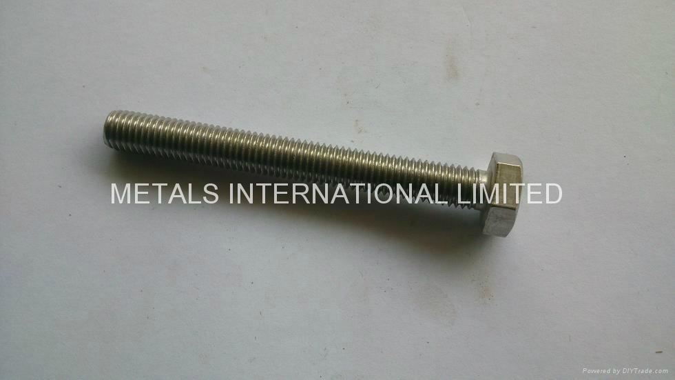 ASTM A193,AST F593,DIN931,DIN 934 Stainless Bolts,Nuts,Threaded Rods,Studbolts 13