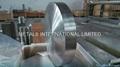 Titanium Forging Disk