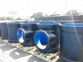 ISO 2531 DUCTILE IRON TEES