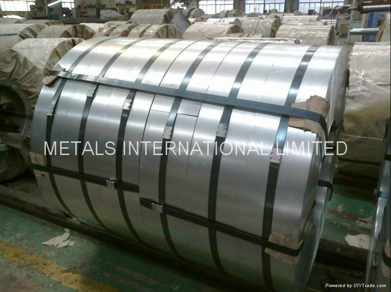 SS255/S250GD+AZ hot dip aluminum-zinc coated steel