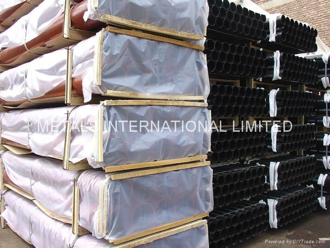 GB/T12772 柔性铸铁排水管 4