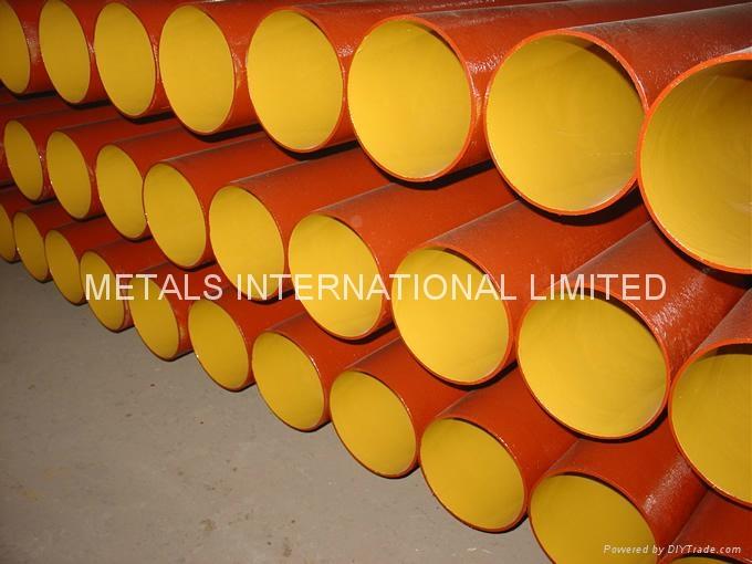 GB/T12772 柔性铸铁排水管 2