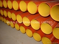 ASTM A888,BS 437,BS EN 877,CSA B70,KSD 4307 Cast Iron Pipe