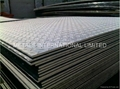 ASTM A36 St37.2 Steel Chequered Sheet