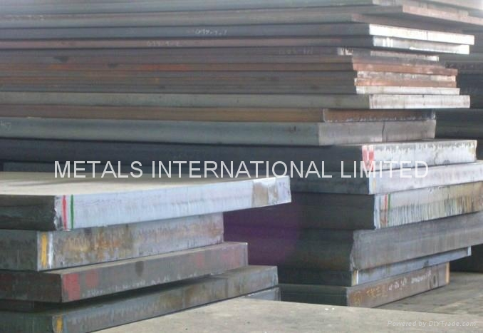 ASTM A36 ST37.2 STEEL PLATE