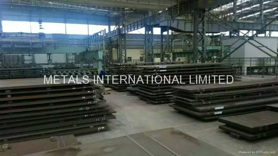 EN10225 S420G2+M Offshore Steel Plates