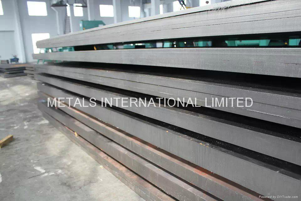 EN10225 S355G8+M Offshore Steel Plates