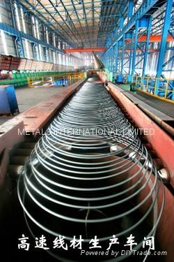 工業用棒線材 3