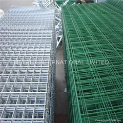 EN 10244-1/2,EN 10257-1 GALVANIZED WIRE,ASTM 497,BS 4483 and SASO WIRE MESH