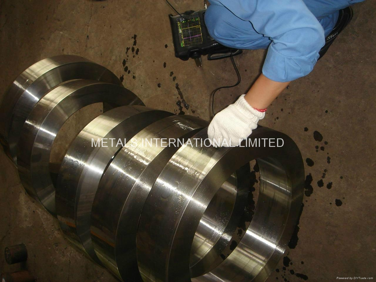 42CrMO4 PULLEY SHAFTS