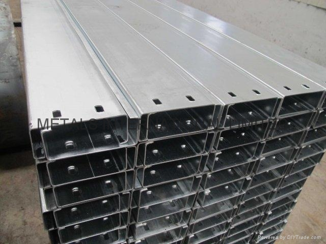 ASTM A36 C-SHAPE STRUCTURAL STEELS