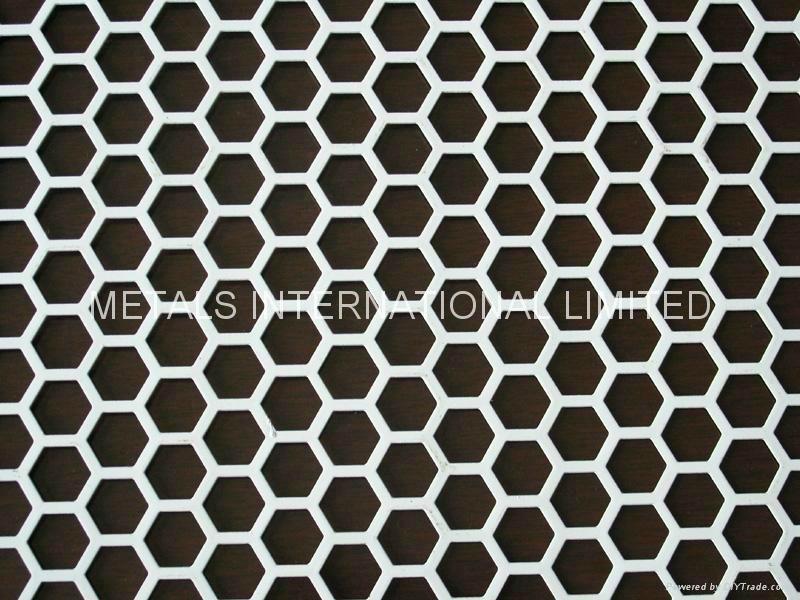 PERFORATED METAL SHEETS 7