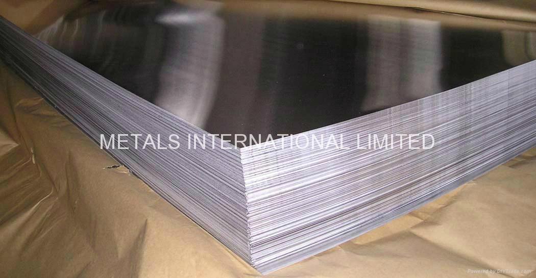 A1050, 1060, 1100, 3003, 3005, 3105, 5005, 5052, 6061, 8011 Aluminium Sheet