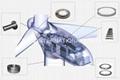 ASTM A105,A181,A182,A266,A288,A289,A290,A291 Forgings,Forging Products 12