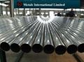 ASTM A269,ASTM A312,ASTM A511,DIN 11850,DIN 17458 Stainless BA Tube