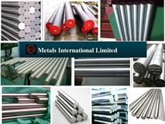 ASTM A240/ASTM A484 304/L,309,TP321,TP347H,316,316L,S2205,S2507,S32750 SS BAR