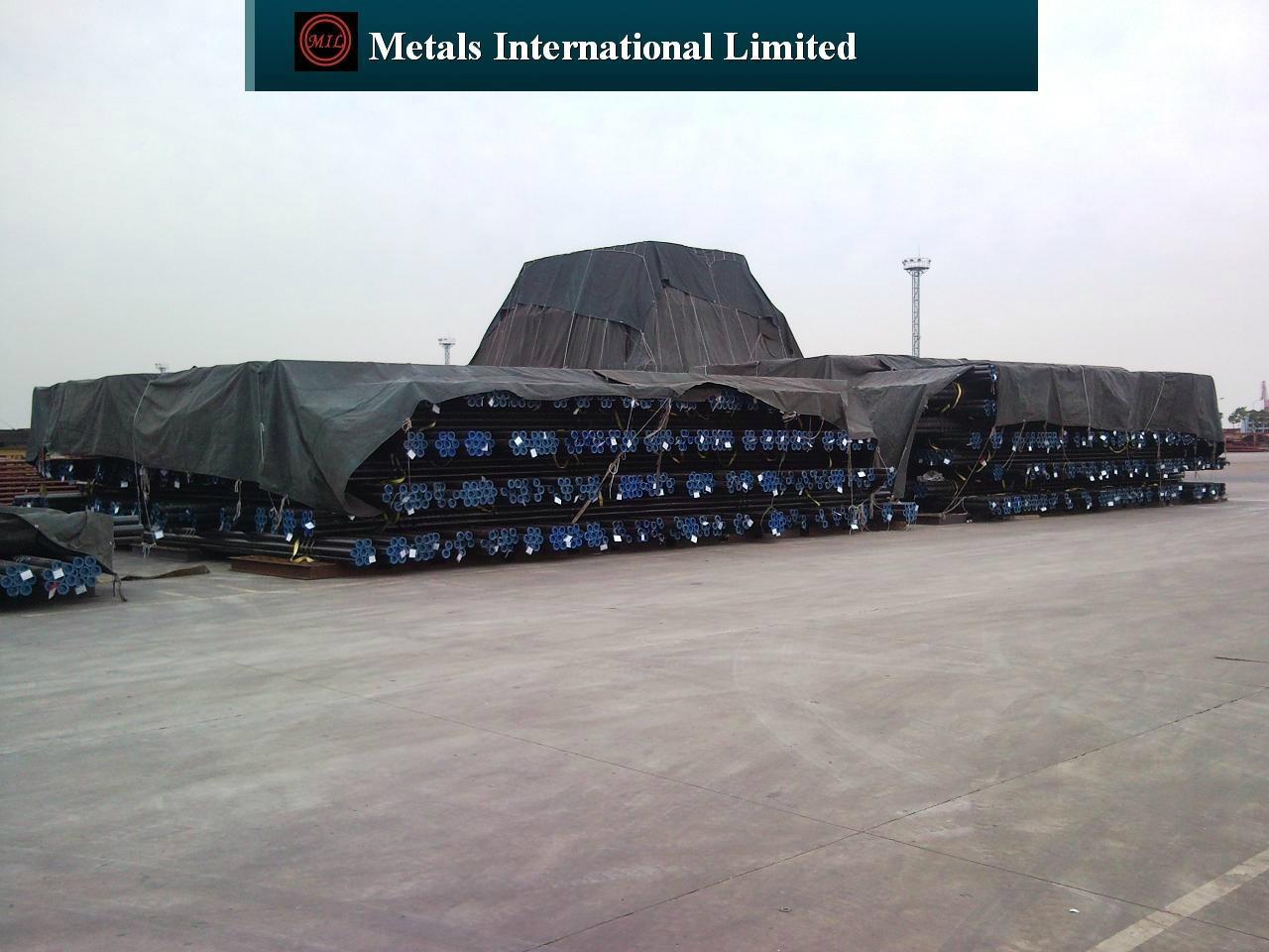 ASTM A106/ASTM A179,ASTM A192,ASTM A209,ASTM 210,ASTM A213,EN10216 Boiler Tube  6