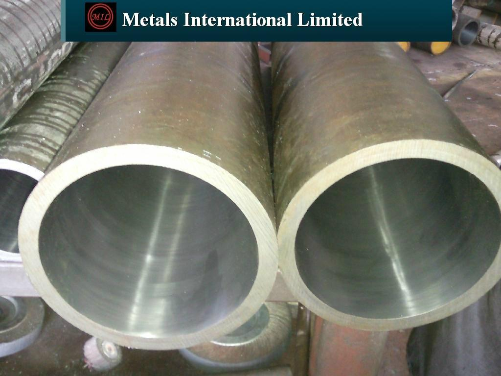 DIN2391 ST 52 Honed_Tube for Hydraulic_Cylinder