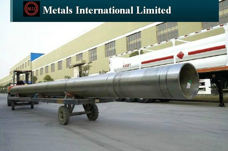 ASTM A519 30CrMo Gas Cylinder Pipe