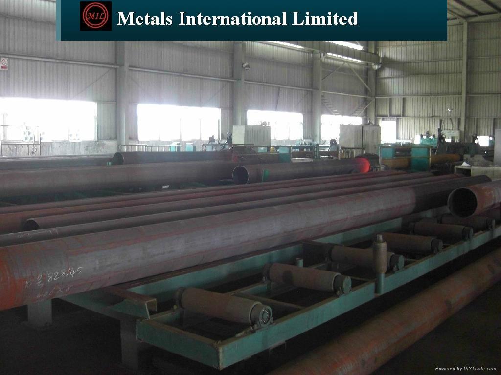 ASTM A106/ASTM A179,ASTM A192,ASTM A209,ASTM 210,ASTM A213,EN10216 Boiler Tube  9
