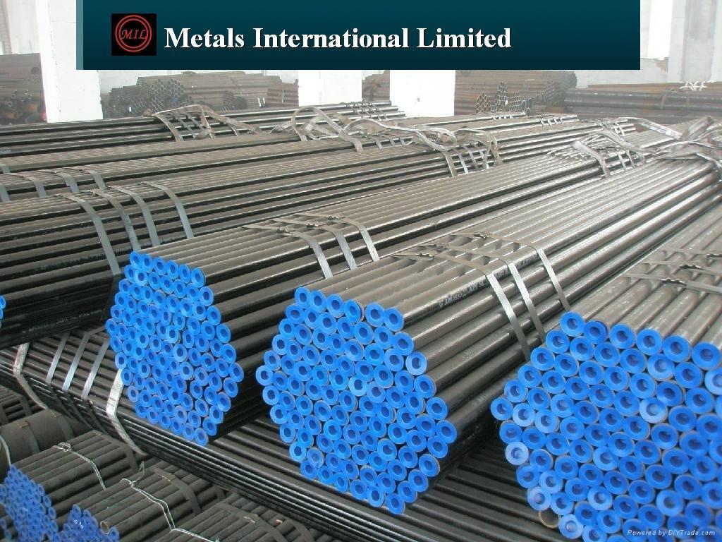 ASTM A106/ASTM A179,ASTM A192,ASTM A209,ASTM 210,ASTM A213,EN10216 Boiler Tube  1