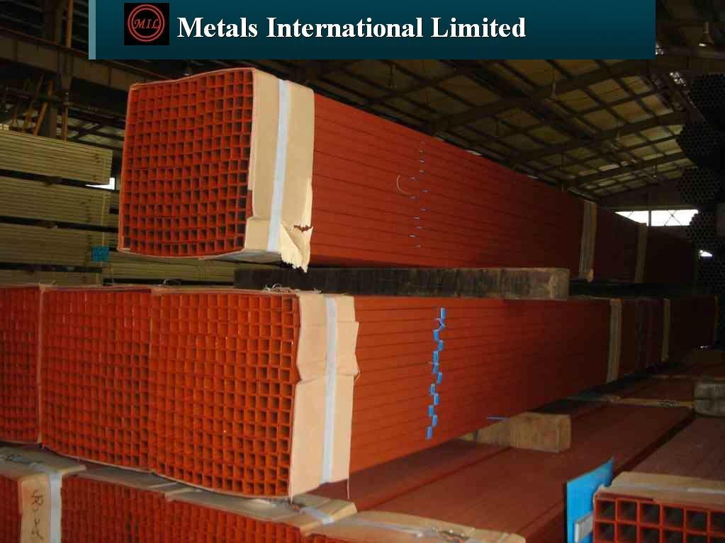 JIS G3466 STKR400(STKR41) rectangular hollow section, rectangular pipe, rectangular tube