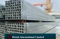 ASTM A501,EN10219,AS1163,CSA G40.21 Galvanized SHS/RHS