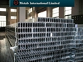 Hot-DIP Galvanized Square Steel Pipe