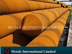 ASTM A252,ASTM A500,AWWA A200,EN10025-2,EN10219-1 Pipe Piling,Tubular Piles (Hot Product - 1*)