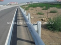 AASHTO M180,RG620, ASTM A653/A653M Hot Dip Galvanized Highway Guardrail/Barrier