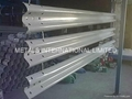 AASHTO-M180,  RG620, ASTM A653/A653M Hot Dipped Galvanized Highway Guardrails 5