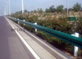 AASHTO-M180,  RG620, ASTM A653/A653M Hot Dipped Galvanized Highway Guardrails 14