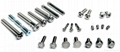 ASTM A193,AST F593,DIN931,DIN 934 Stainless Bolts,Nuts,Threaded Rods,Studbolts