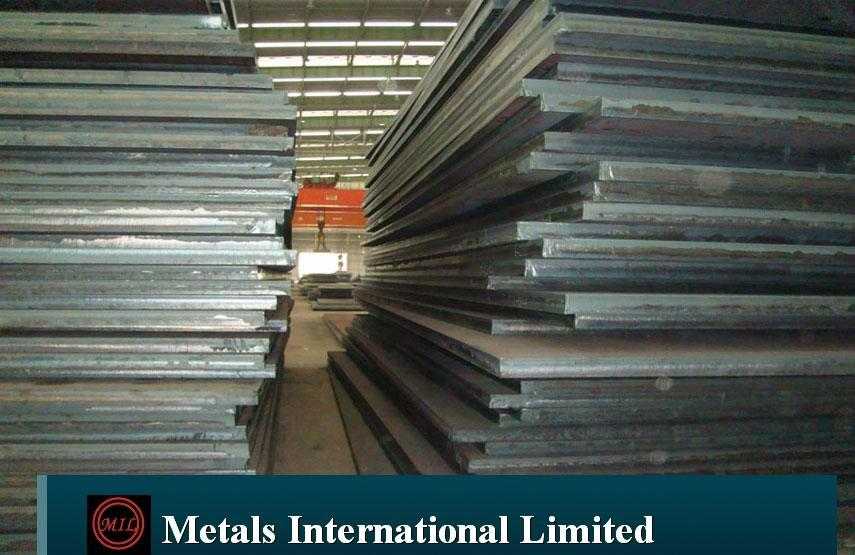 S355 G10 + M and S355 G8+M Offshore Steel Plates