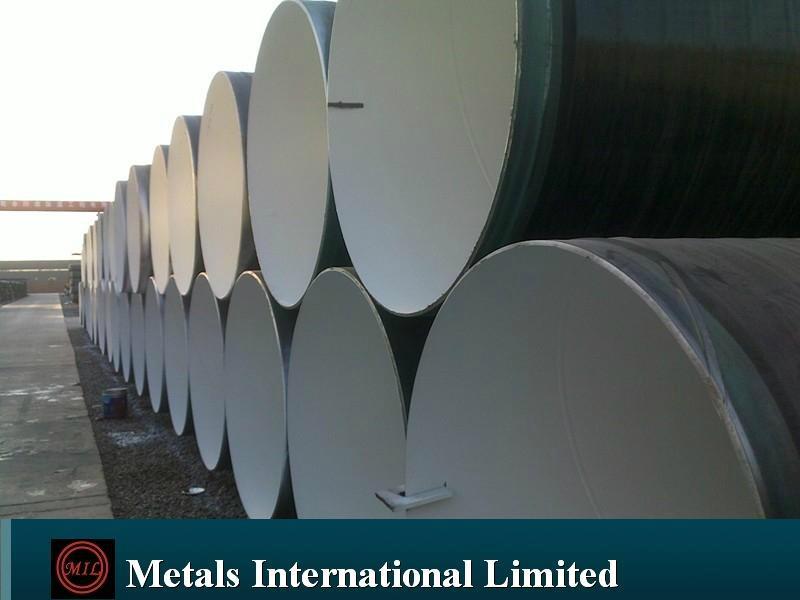 3 Inch Pipe Epoxy Lining : Awwa c knpc din bitumen epoxy zinc rich