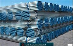BS 1139,EN39,EN10219 Scaffolding Tube & Accesseries