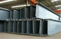 DIN 1025-4,JIS G3192 I-Beam, IPBv/BS4,ASTM A6-1988 UBPs,H-PILES 3