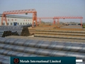 API 5L,ASTM A53 B,ASTM A252,AS1163,ISO 3183 Spiral Welded Pipe