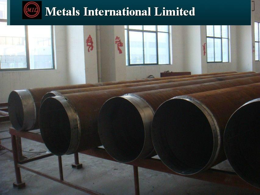 N10276+ASTM A500 CRA LINED PIPE