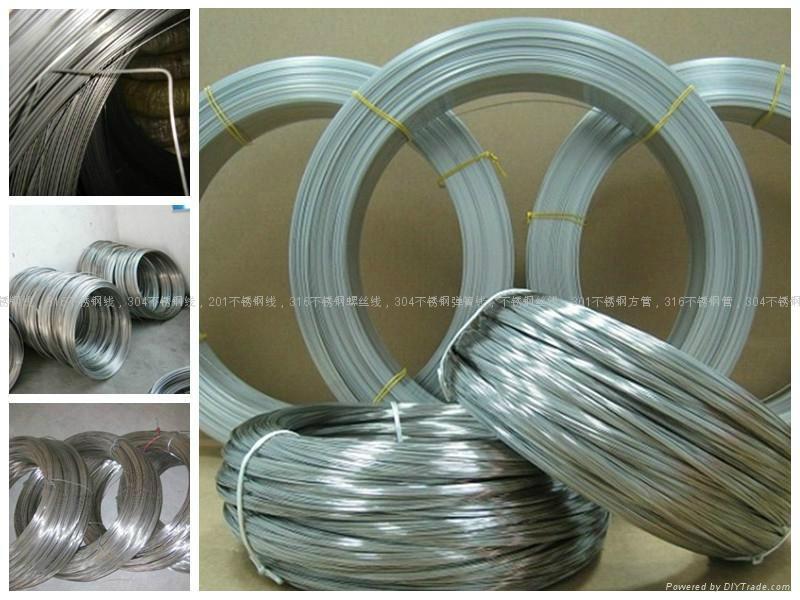 ASTM A478/ASTM A492/ASTM A493ASTM A555/ASTM A581 STAINLESS WIRE