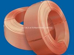ASTM B280, EN-12735, JISH-3300 ACR Level Wound Coils