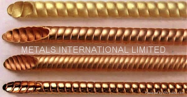 ASTM B-359   Copper and Copper Alloy Seamless Condenser and Heat Exchanger Tubes with Integral Fins