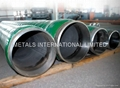FBE COATED+S316L+L290 CRA LINED PIPE