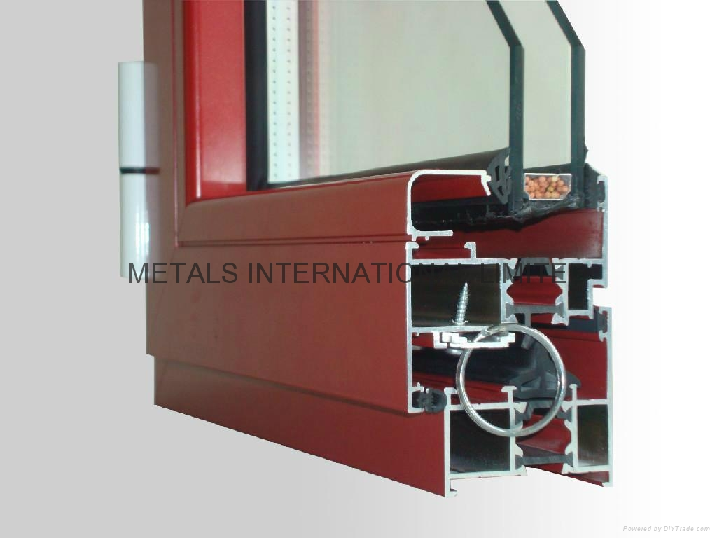 Product Aluminium Sections : Aluminium extruded sections profiles