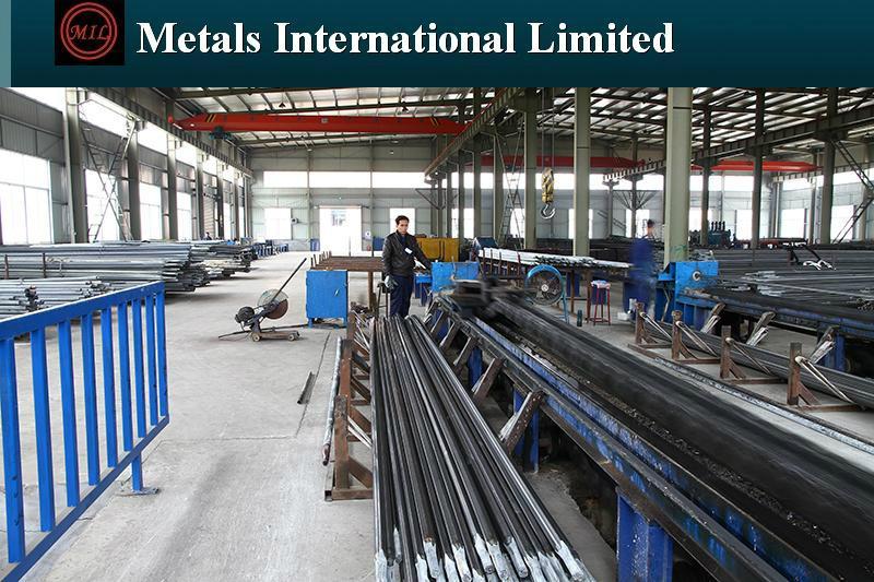 ASTM A106/ASTM A179,ASTM A192,ASTM A209,ASTM 210,ASTM A213,EN10216 Boiler Tube  12