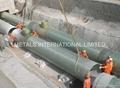 AWWA C950,ASTM D2996,ASTM D3517,ISO 10639,ISO 14692,BS 5480 GRP PIPE